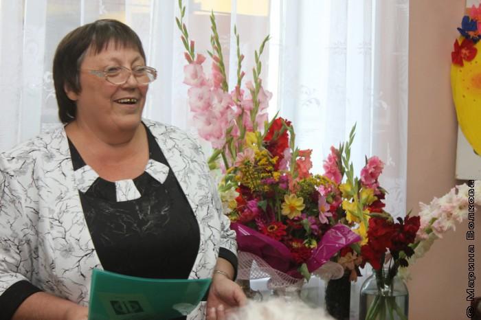 Татьяна Александрова проводит викторину по истории Горяка
