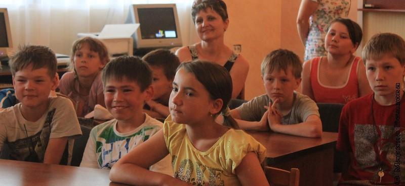 Читательский марафон с Ириной Аргутиной