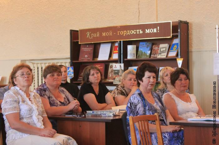 Встреча с читателями Пласта