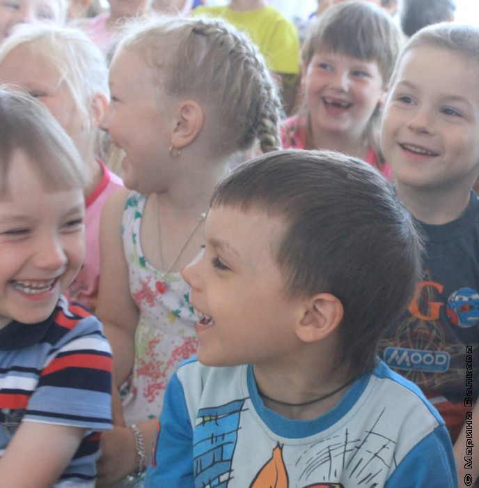 Читательский марафон в детском саду