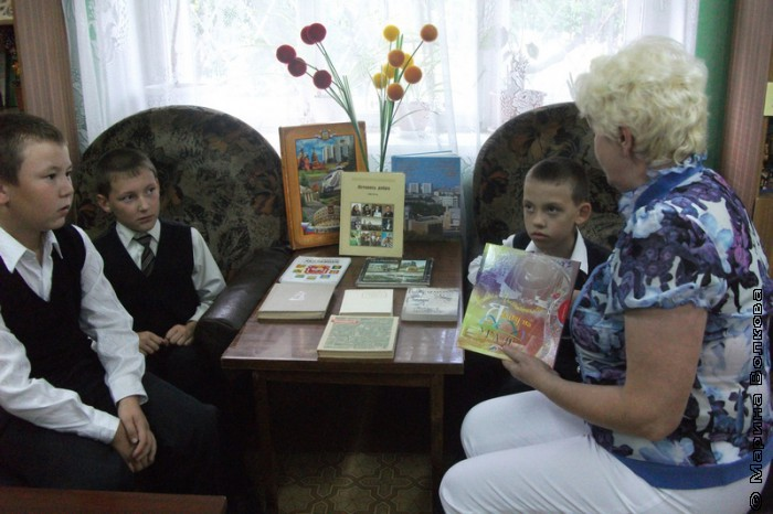 Читательская эстафета в г.Троицке продолжается