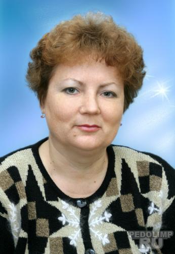 Вера Васильевна Журбина