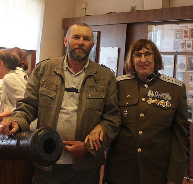 Сергей Поляков и Марина Волкова