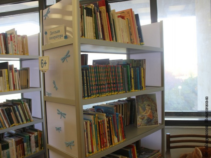 Библиотека «Автоград» Тольятти
