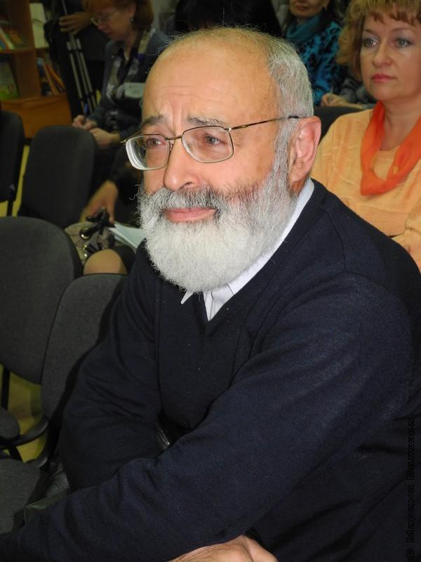 Абрам Ильич Рейтблат