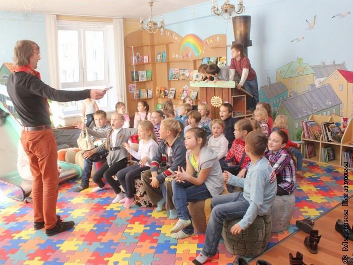 Читательский марафон в Центральной детской библиотеке имени Н.Островского, в Минске