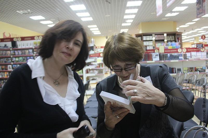Ольга Вахитова и Александра Базаева