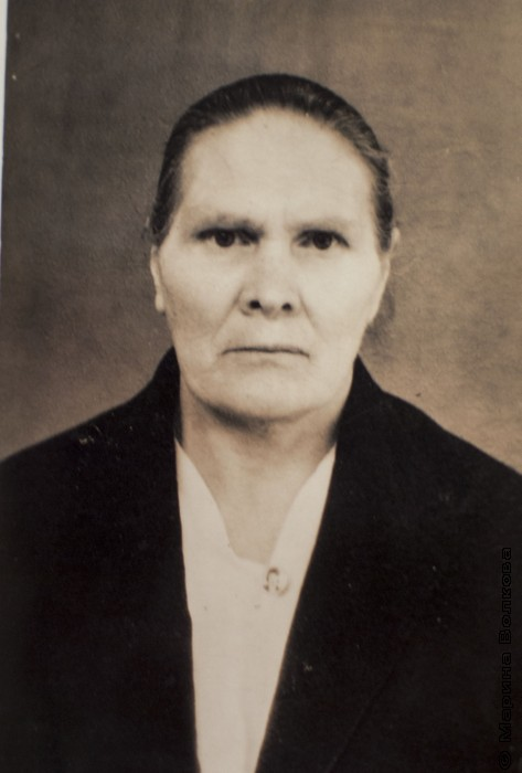 Мама Саня - Александра 1967 г.