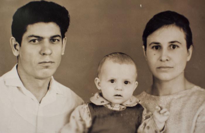 Моя семья 1966 г.