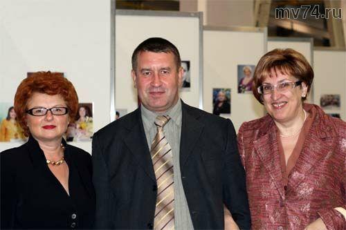 И. Парфентьева, И. Лашманов, М. Волкова