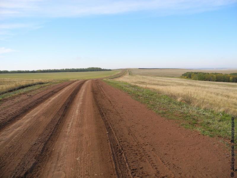 От Оренбурга до Магнитки