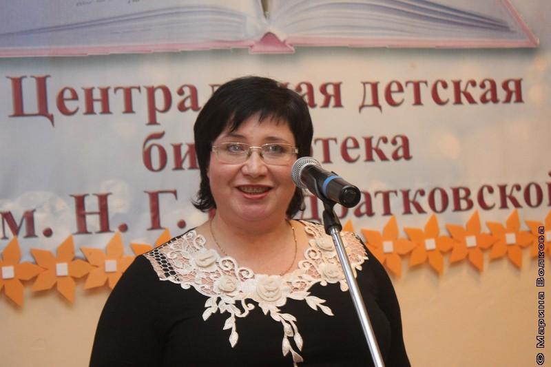 Галина Бубнова