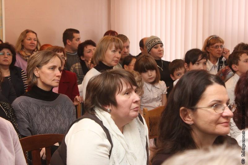 Юбилей Кондратковской