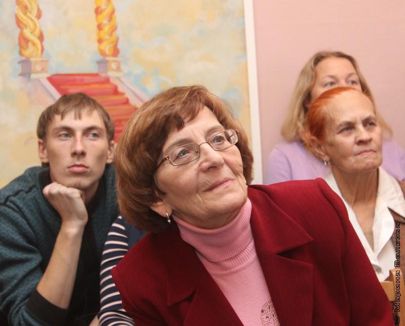 100-летие Н.Г.Кондратковской