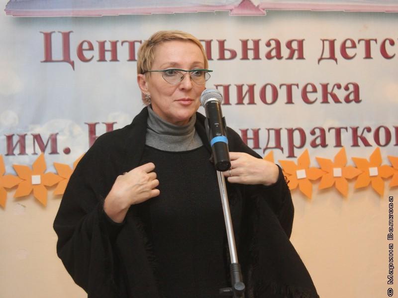 Татьяна Семиног, внучка поэта