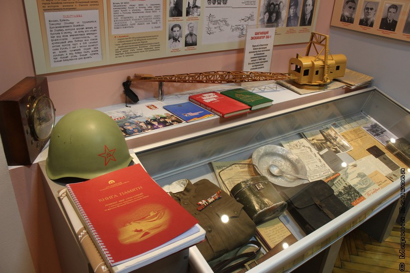 В музее КМЗ
