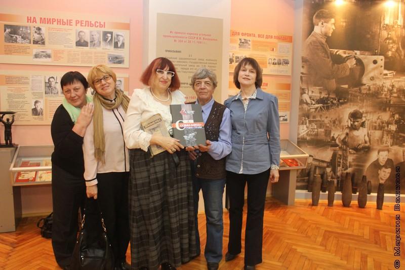 Автопробег Километры и книгобайты в музее КМЗ