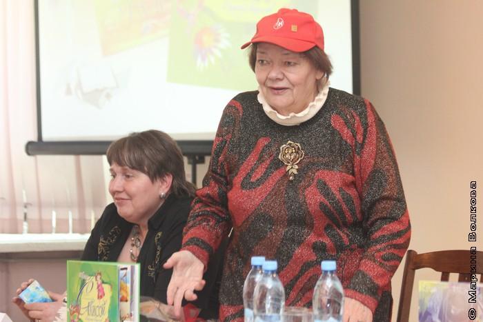 Римма Дышаленкова и книга