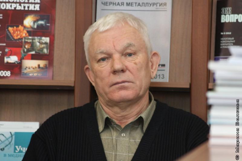 Сергей Семянников