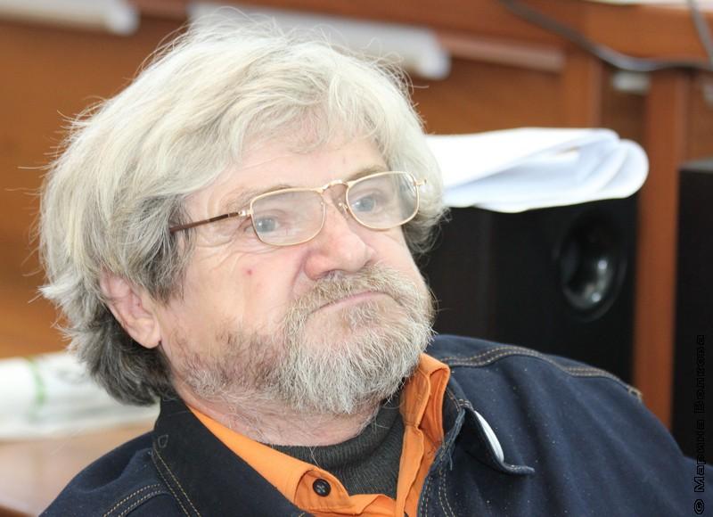 Олег Павлов