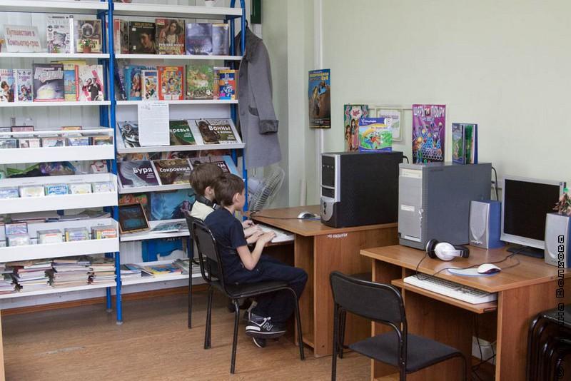 Библиотека им.В.В.Маяковского, Зеленогорск