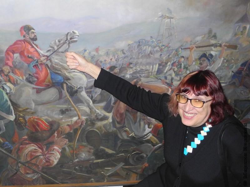 Емельян Пугачев и Марина Волкова