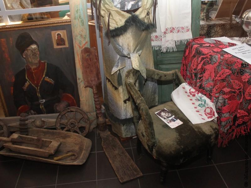 В музее МаГУ