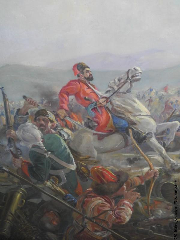 Емельян Пугачев, неизвестный художник
