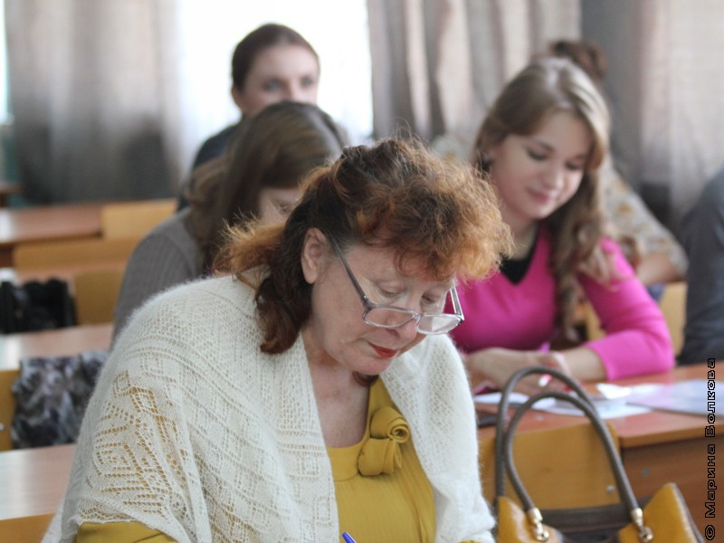 Галина Ивановна Гончарова