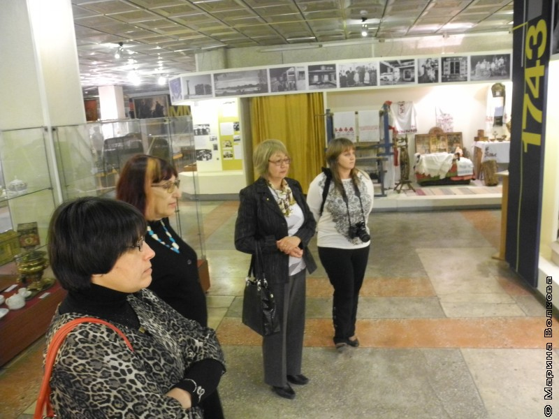 Автопробег Список Пугачева в магнитогорском музее