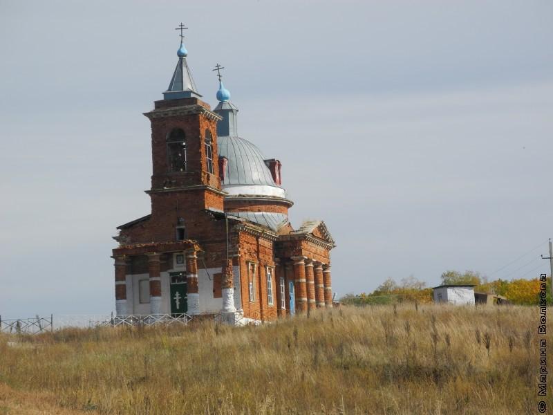 Соль-Илецк-Магнитогорск