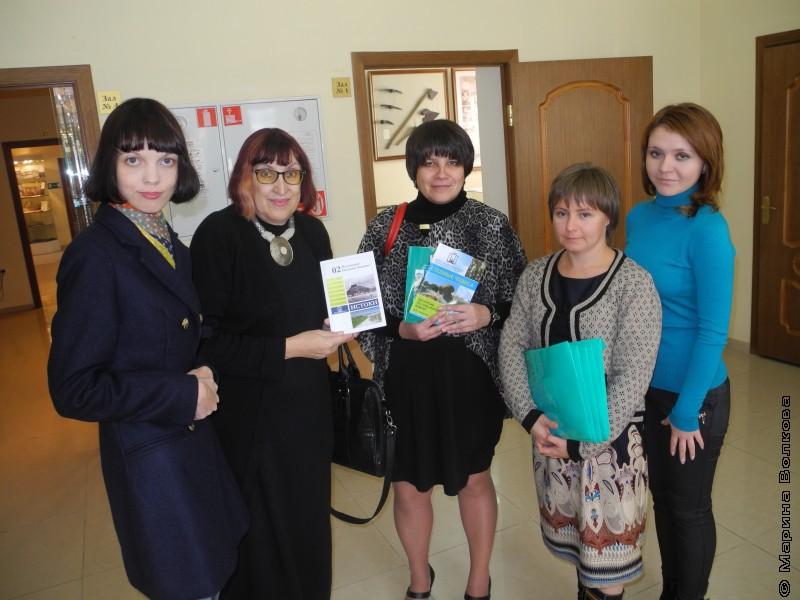 В Краеведческом музее Соль-Илецка