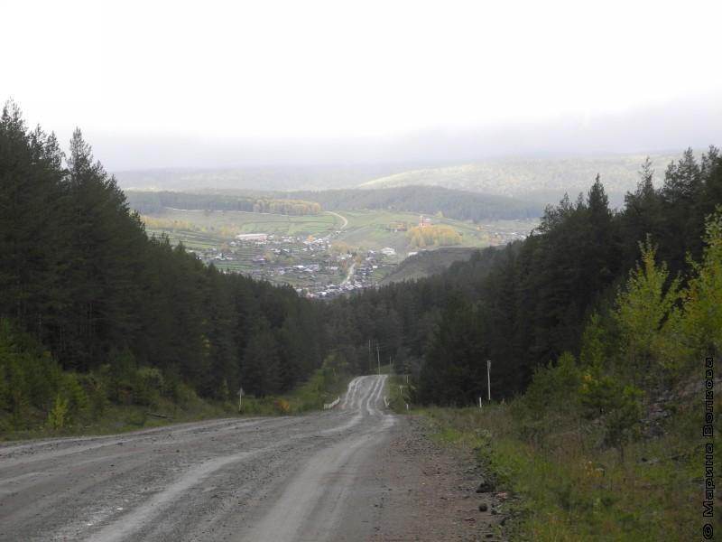 Белорецк-Оренбург