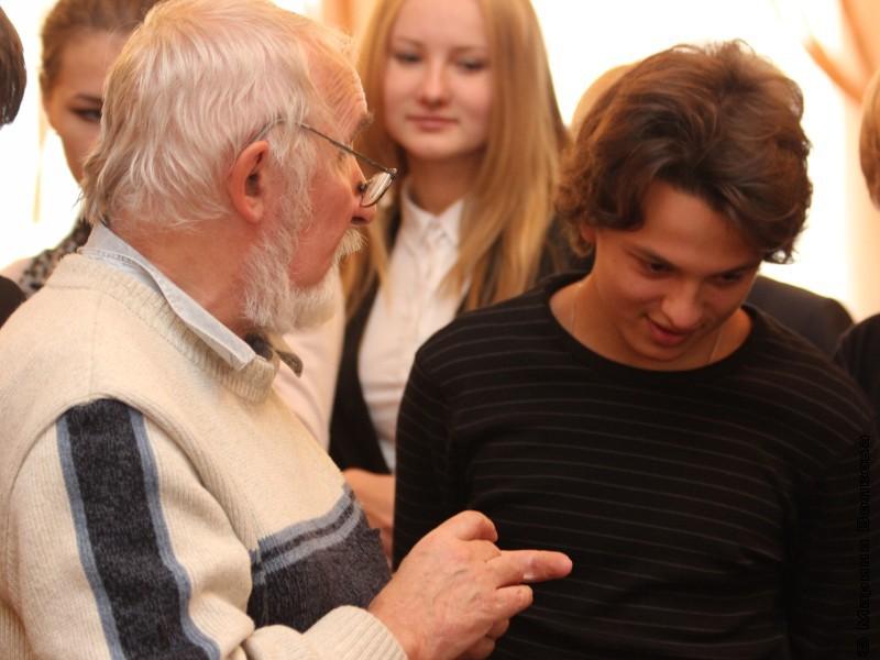 Конференция Список Пугачева в Златоусте