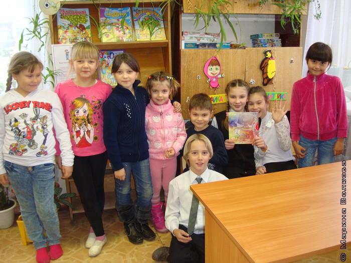 «Я живу на Урале» в библиотеках Уйского района