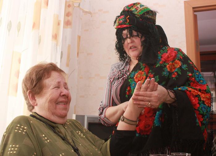 Надежда Капитонова и Елена Раннева