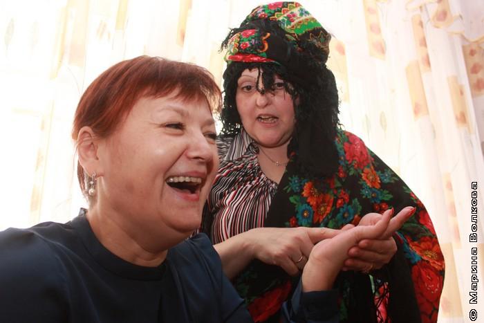 Елена Губина и Елена Раннева