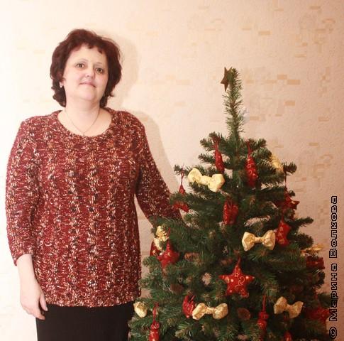 Елена Раннева на встрече 2013-го