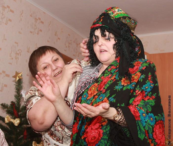 Татьяна Александрова и Елена Раннева