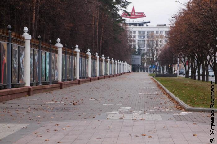 Минский ботанический сад