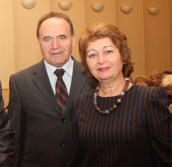 Вячеслав Скворцов и Виолетта Аскарова