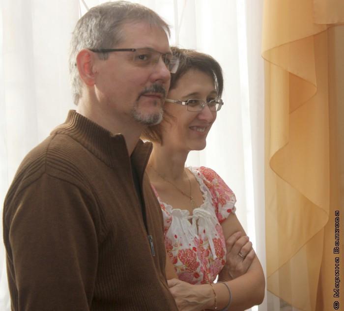 Александр и Ольга Колпаковы