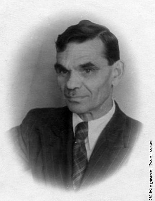Василий Кузнецов. Фото с сайта http://uralskaz.info/skaz/biography