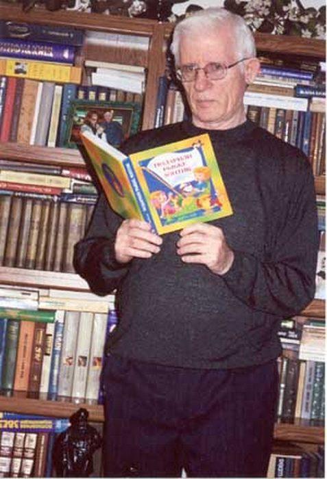 Лев Рахлис. Фото с сайта поэта