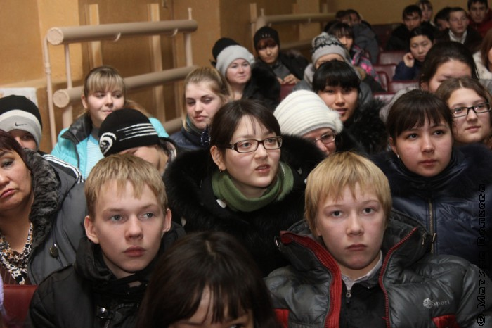 Молодые-молодым в Нагайбакском районе