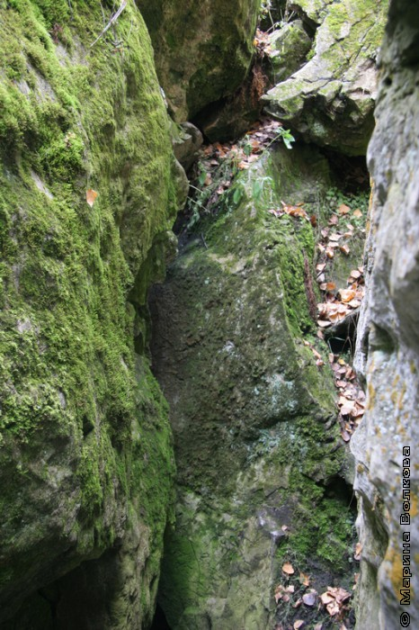 Пещера Казачий стан
