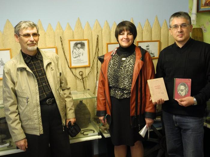 Школьные музеи Троицка