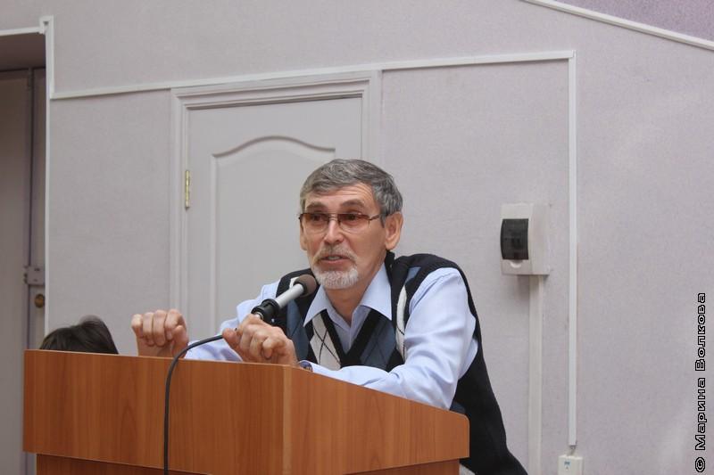 Рауф Гизатуллин