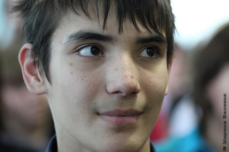 Молодые-молодым в Троицке
