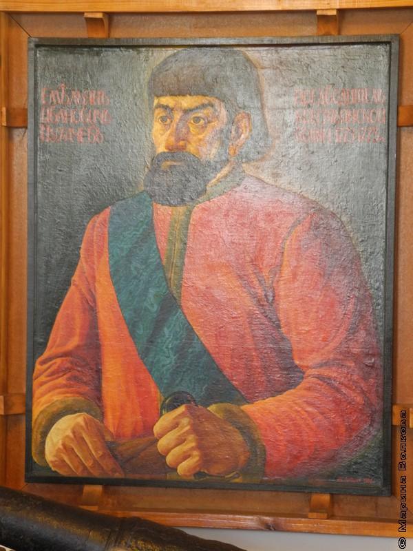 В музее Троицка